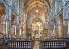 Igreja de Sao Francisco church. Evora, Portugal. Royalty Free Stock Image