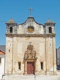 Igreja de Sao Joao de Almedina kyrka i Coimbra portugal royaltyfri bild