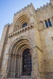 Igreja de Sao Tiago in Coimbra Royalty Free Stock Photo
