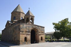A igreja de Shoghakat Fotos de Stock Royalty Free