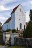Igreja de Silvakra Imagens de Stock Royalty Free
