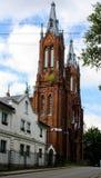 Igreja de Smolensky Imagem de Stock