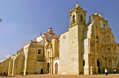Igreja de Soledad do La, Oaxaca, México Imagem de Stock Royalty Free