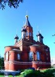 Igreja de Spaso-Grobovskaya imagem de stock
