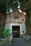 Igreja de St Anton montenegro Fotografia de Stock