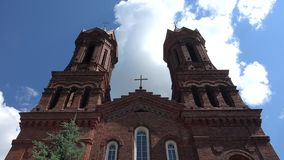 Igreja de St Barbara vídeos de arquivo