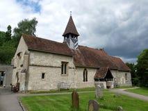 A igreja de St Bartholomew de Inglaterra, Wigginton fotos de stock