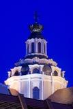 A igreja de St. Casimiro em Vilnius, Lithuania imagens de stock
