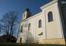 Igreja de St. Catharine Foto de Stock Royalty Free