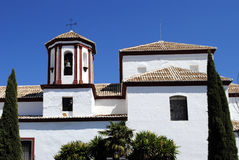 A igreja de St Cecilia Imagens de Stock
