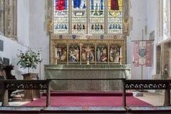 Igreja de St Edmund, rei e mártir, Southwold fotos de stock royalty free