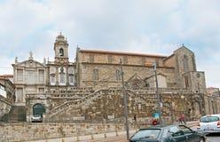 A igreja de St Francis Foto de Stock