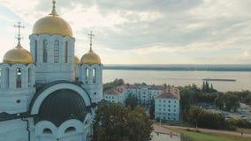Igreja de St George em Glory Square video estoque