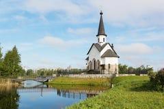 Igreja de St George em St Petersburg Fotografia de Stock Royalty Free