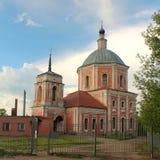 Igreja de St George em Smolensk foto de stock royalty free