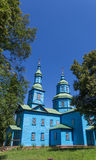 Igreja de St George Fachada (1769) Imagens de Stock Royalty Free