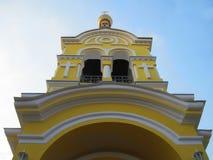 A igreja de St Gregory o teólogo e o mártir santamente Zoya em Odessa, Ucrânia foto de stock