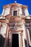 Igreja de St Ignatius imagens de stock royalty free