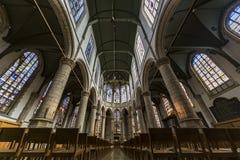 Igreja de St John, Gouda Fotografia de Stock Royalty Free