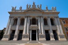 Igreja de St. John Lateran em Roma Foto de Stock