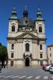 Igreja de St John o batista no ¾ do› Å™ÃÅ de KromÄ Fotografia de Stock Royalty Free