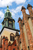 A igreja de St Mary Imagem de Stock