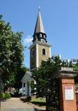 A igreja de St Mary, Battersea, Londres, Reino Unido foto de stock