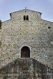 Igreja de St Pancrazio de Montichiari Bríxia Itália Imagens de Stock Royalty Free