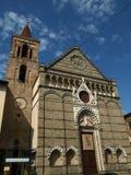 Igreja de St Paul - Pistoia imagens de stock royalty free