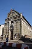 Igreja de St Paul, Pistoia, Itália fotos de stock
