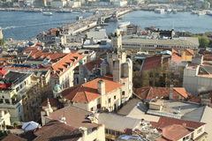 Igreja de St Peter e de Paul em Istambul fotos de stock royalty free