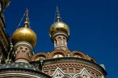 Igreja de St Petersburg Fotos de Stock Royalty Free