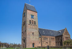 Igreja de Stedum Fotografia de Stock Royalty Free