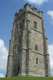 A igreja de StMichael, Glastonbury Imagens de Stock Royalty Free