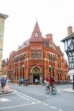 Igreja de Stratford-Em cima-Avon Foto de Stock Royalty Free