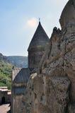 Igreja de Surb Geghard Fotos de Stock Royalty Free