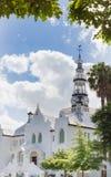 Igreja de Swellendam Fotografia de Stock Royalty Free