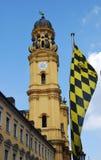 Igreja de Theatine em Munich Fotos de Stock Royalty Free