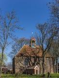 Igreja de Thesinge Foto de Stock Royalty Free