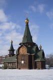 A igreja de todos os Saint Fotos de Stock Royalty Free