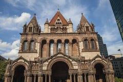 Igreja de trindade, Boston Fotos de Stock