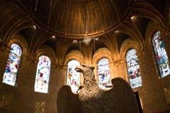 Igreja de trindade de Boston imagem de stock royalty free