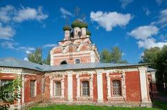 Igreja de trindade em Ostashkov foto de stock