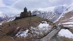 Igreja de trindade de Gergeti filme