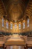 Igreja de trindade, quadrado de Copley, Boston Fotografia de Stock Royalty Free