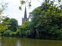 Igreja de trindade santamente Foto de Stock Royalty Free