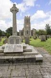 Igreja de trindade santamente, Loddon, Norfolk Imagem de Stock