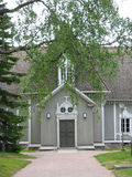 Igreja de Tuusula Imagens de Stock Royalty Free
