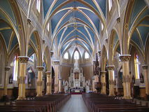 Igreja de Ubate Imagem de Stock Royalty Free