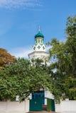 Igreja de Vasilyevskaya fotos de stock royalty free
